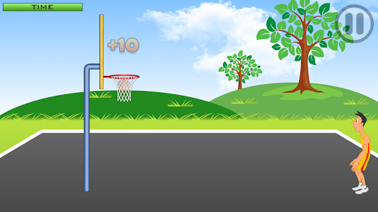 Basketball Star - náhled