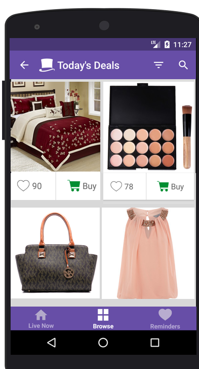 Tophatter - Shopping Deals- screenshot
