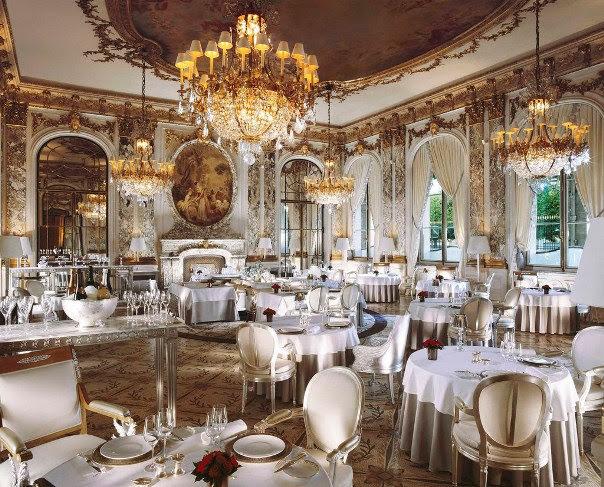 Le Louis XV Restaurant