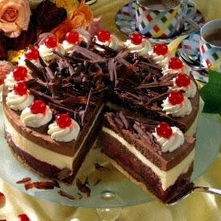 Kaffee-Mascarpone-Torte