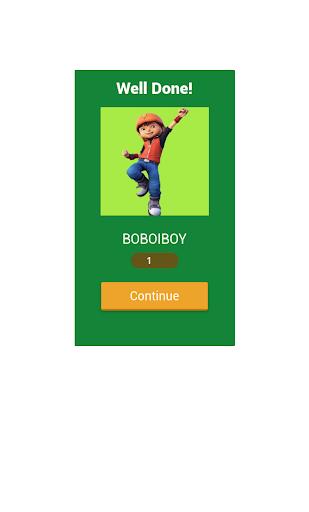 BOBOIBOY : WHO IS? GUESS IT! apktram screenshots 2