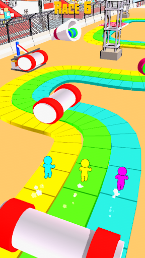 Stickman Race 3D apktram screenshots 7