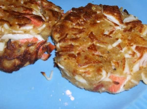 Surimi Crab Cakes