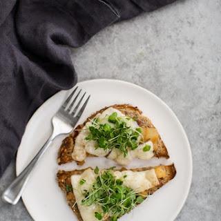 Pear Chutney Cheese Toast