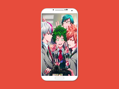Boku No Hero Academia Wallpaper HD - náhled