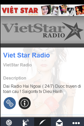 Việt Star TV & Radio- screenshot