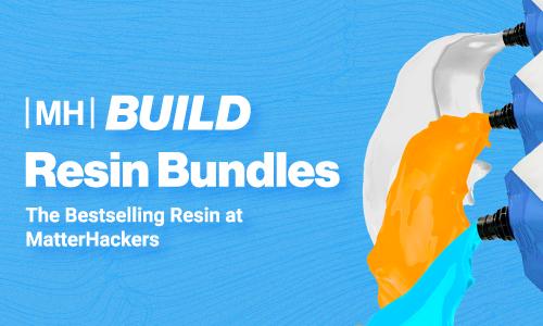 MH Build Series Resin Bundles