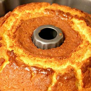 Kentucky Butter Rum Cake