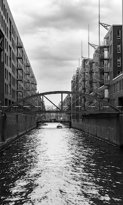 Speicherstadt Amburgo di Danis_photocorner