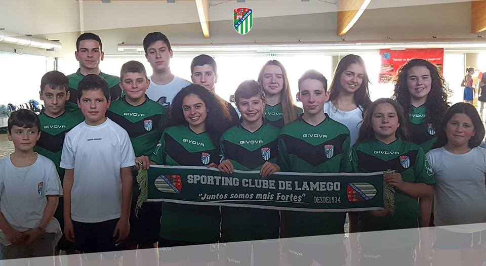 Sporting Clube de Lamego mostra