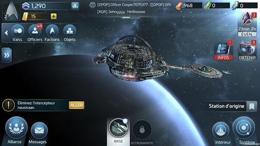 Télécharger Star Trek™ Fleet Command apk mod screenshots 4