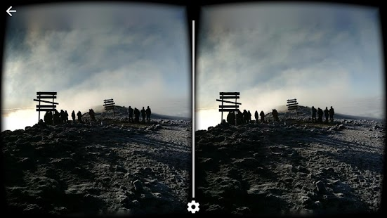Cardboard Camera Screenshot