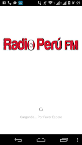 Radio Peru Fm screenshot 0