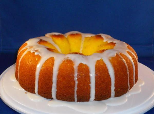 Bonnie's Lemon Cake Recipe
