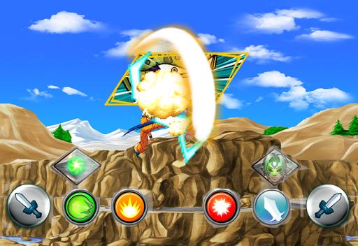 動作必備免費app推薦 Goku Saiyan for Super Warrior線上免付費app下載 3C達人阿輝的APP