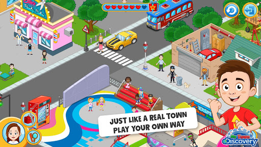 My Town : Discovery Pretend Play screenshots 1
