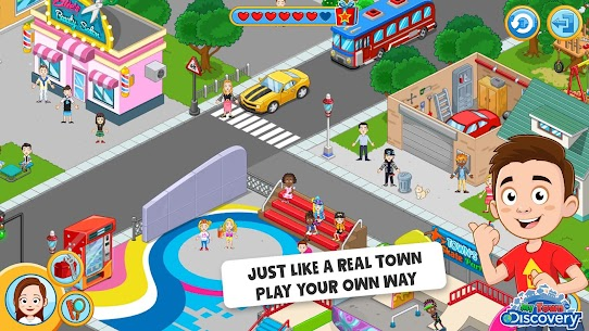 My Town : Discovery Pretend Play MOD (VIP Subscription) 1