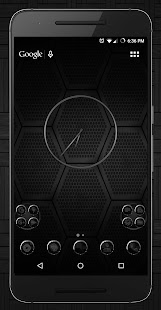 Black Carbon Icon Pack- screenshot thumbnail