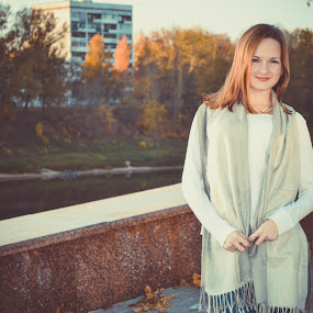 by Mary Ozh  - People Street & Candids ( #autumn #belarus )