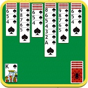 Spider Solitaire By 1kpapps MOD + APK