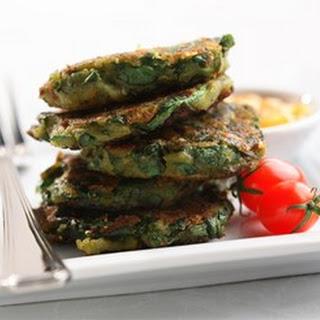 Lentil Spinach Appetizer.