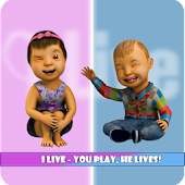 i Live - You play he lives
