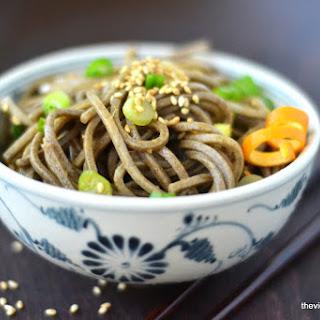 Spicy Mandarin Soba Noodles
