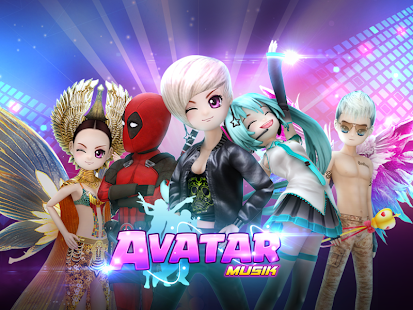 Game Avatar Musik APK for Windows Phone