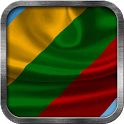 Lithuanian Flag Live Wallpaper icon