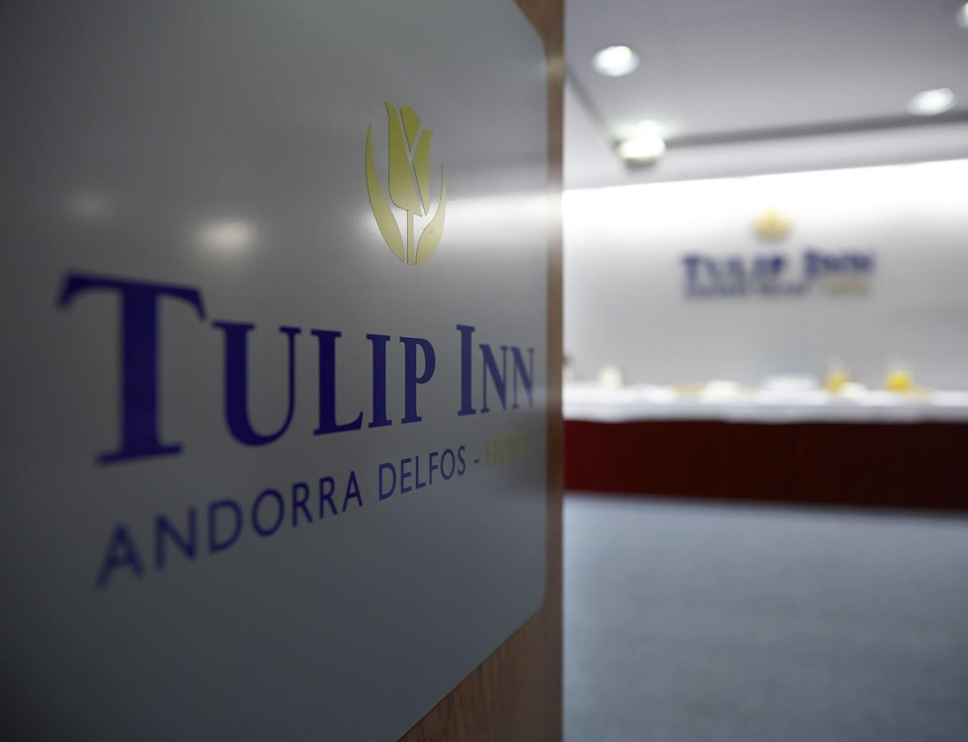 Sala para eventos y reuniones de empresas en Hotel Delfos (Escaldes-Engordany)