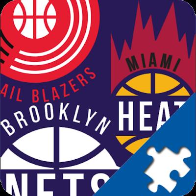 Basketball Logo Puzzle Quiz
