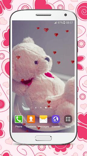 Sweet Teddy Bear Wallpaper 3.5 screenshots 4