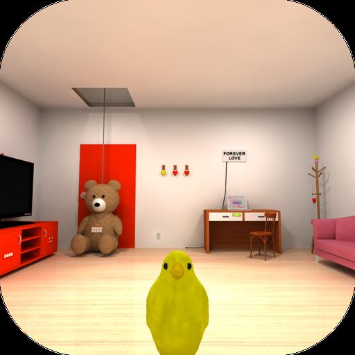 模擬App|脱出ゲーム-White Day 彼女の部屋から脱出 LOGO-3C達人阿輝的APP