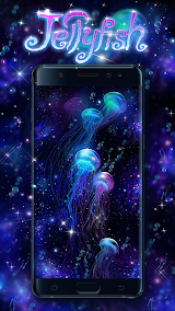 Lucid Jellyfish Live Wallpaper Apk Download Free for PC, smart TV