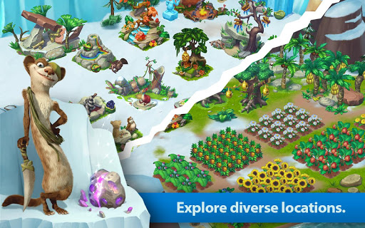 Ice Age World screenshot 19