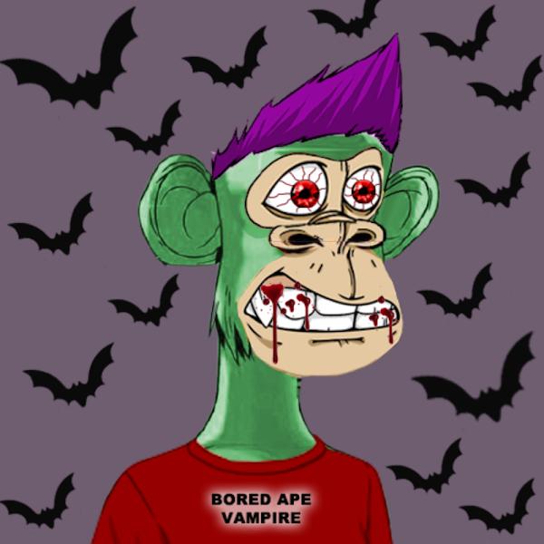 Bored Ape Vampire #36