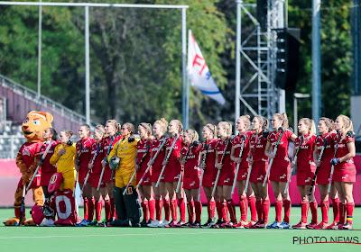 Belgische hockeyvrouwen verliezen eerste wedstrijd tegen Duitsland