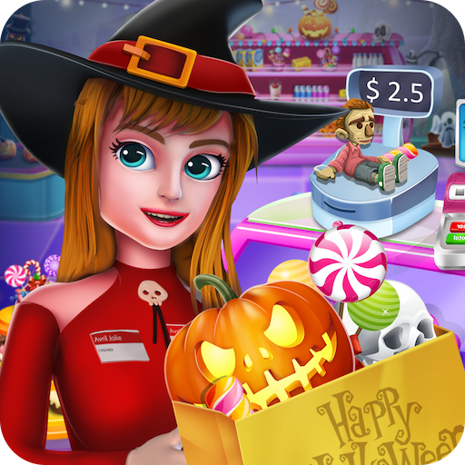 Halloween Horror Cash Register