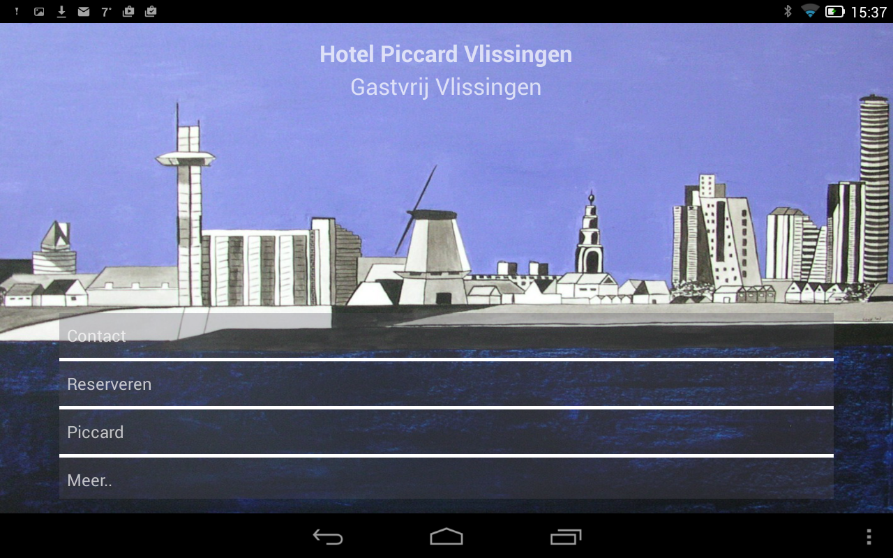 Hotel Piccard- screenshot