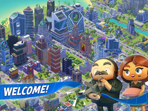 City Mania: Town Building Game v0.2.9e