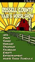 Screenshot of Russell Co Fair & Horse Show