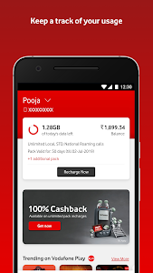 MyVodafone (India) - Online Recharge & Pay Bills 8.0.2.8