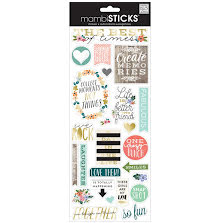 Me & My Big Ideas Specialty Stickers - The Best Of Times
