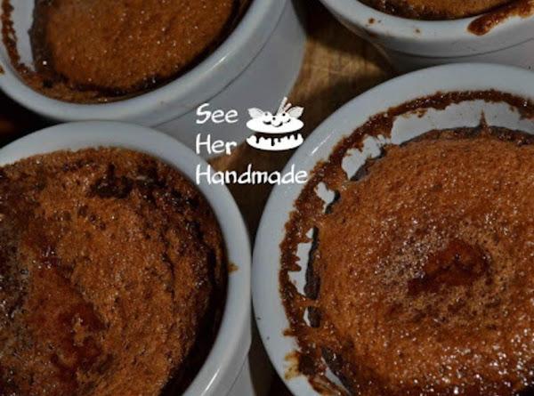 Hot Chocolate Pudding Recipe