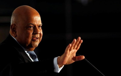 Pravin Gordhan. Picture: REUTERS