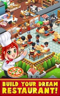 Food Street - Restaurant Game- screenshot thumbnail