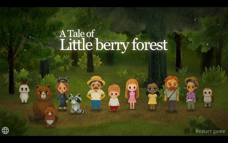 A Tale of Little Berry Forest: Fairy tale game Screenshot 16