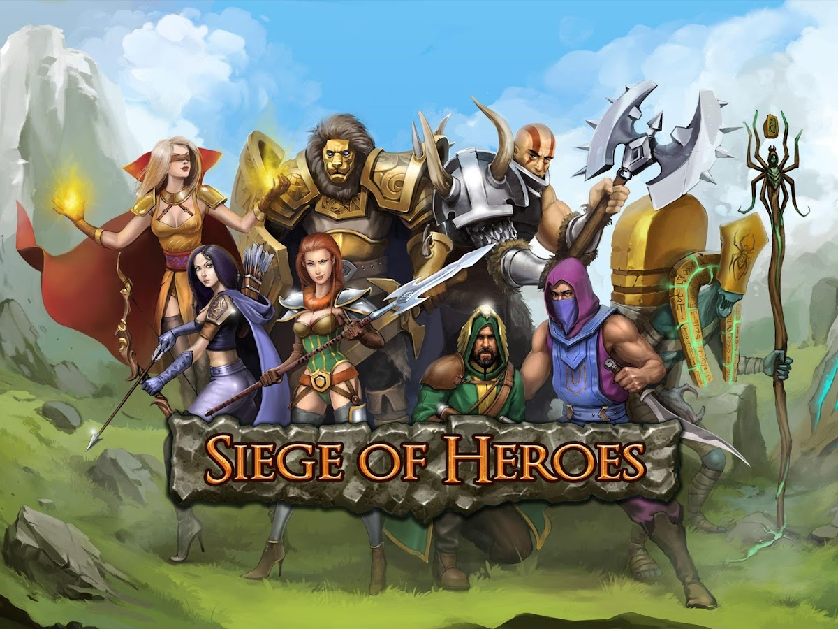 Siege of Heroes: Ruin- screenshot