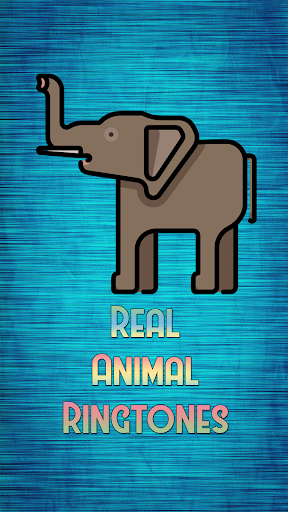Real Animal Ringtones for PC