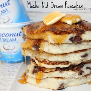 ~Mocha-Nut Dream Pancakes!